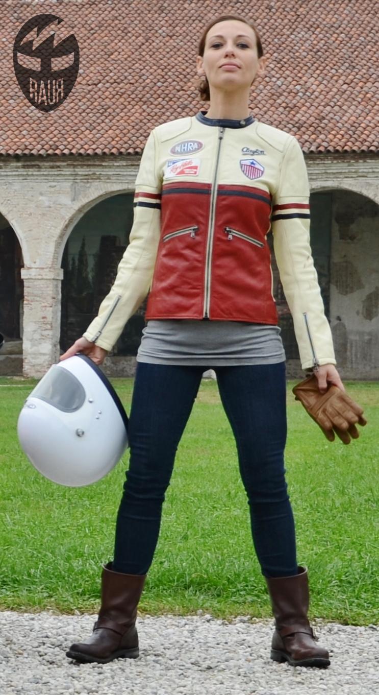 Babila outfit Austin and helmet rockets